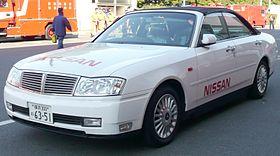 Nissan Cedric X (Y34) 1999 - 2004 Sedan #7