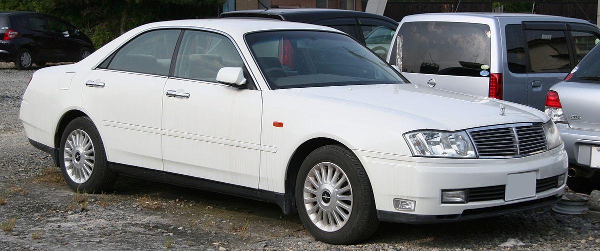 Nissan Cedric X (Y34) 1999 - 2004 Sedan #8