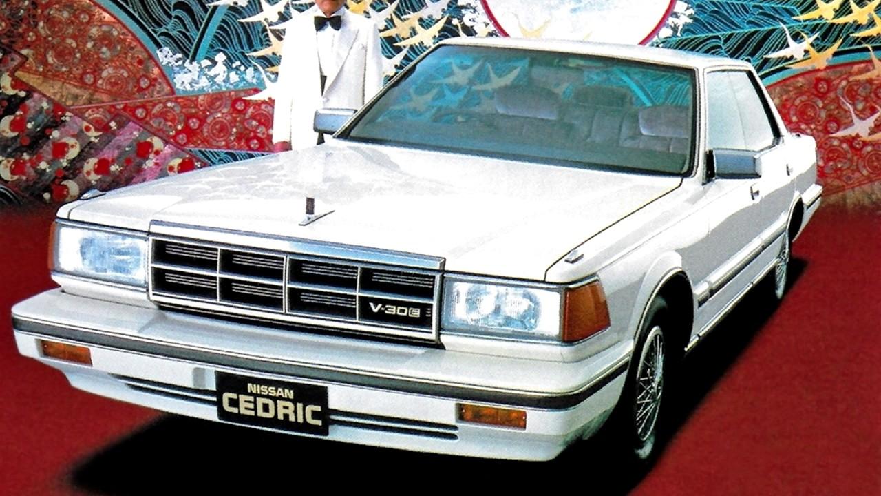 Nissan Gloria VI (430) 1979 - 1983 Sedan-Hardtop #4