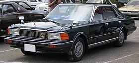 Nissan Gloria VI (430) 1979 - 1983 Sedan-Hardtop #7