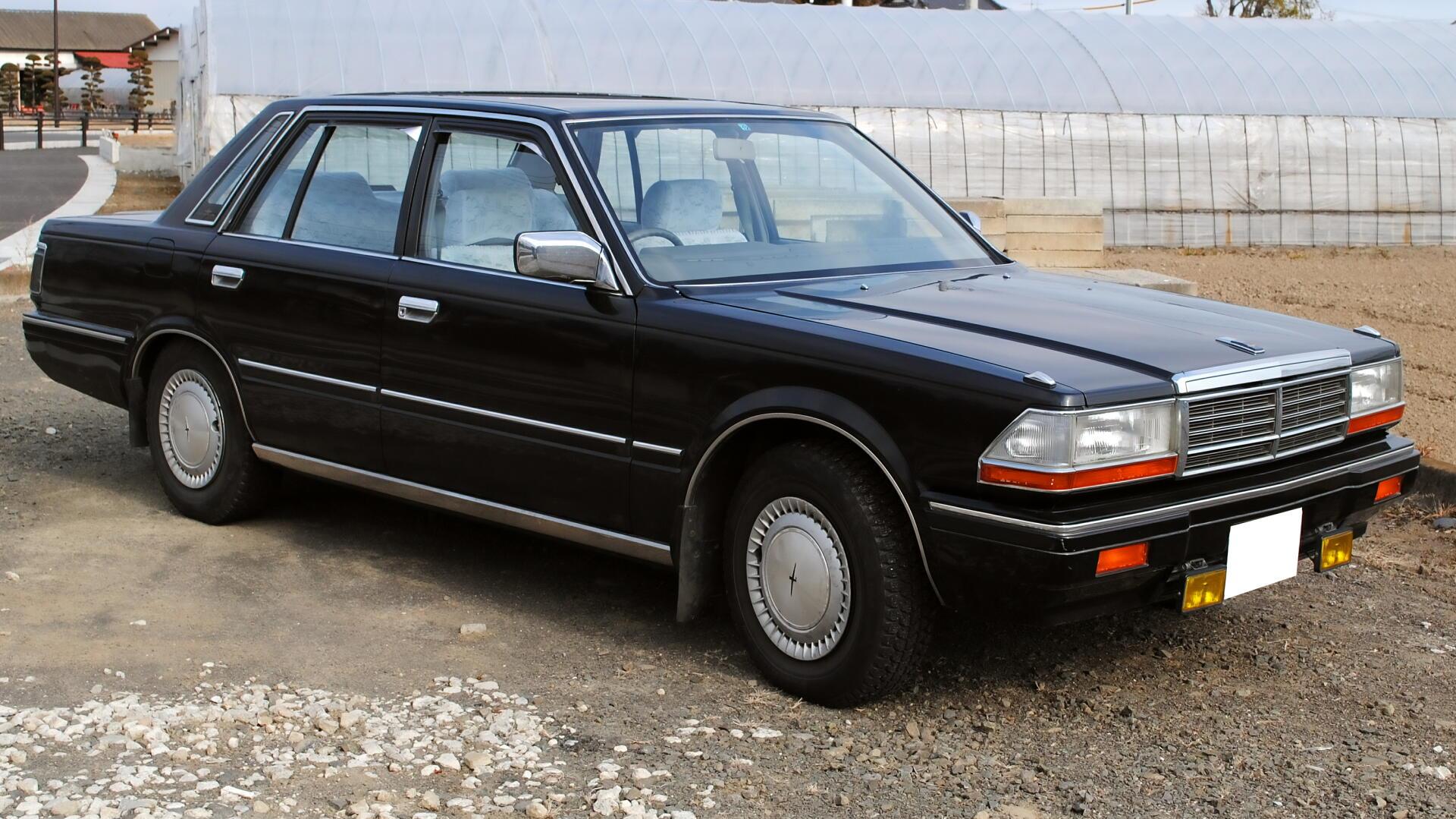 Nissan Gloria VI (430) 1979 - 1983 Sedan-Hardtop #3
