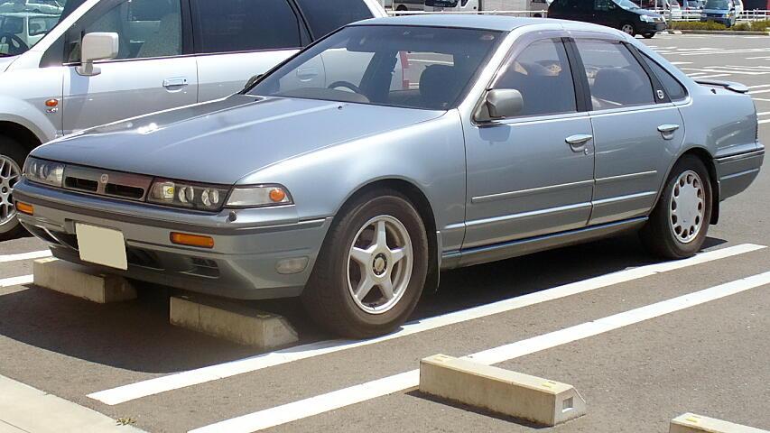 Nissan Cefiro I (A31) 1988 - 1994 Sedan #5