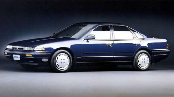 Nissan Cefiro I (A31) 1988 - 1994 Sedan #3