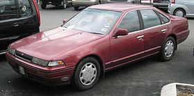 Nissan Cefiro I (A31) 1988 - 1994 Sedan #8