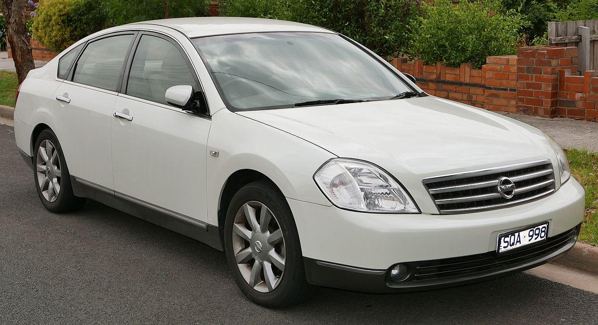 Nissan Teana I Restyling 2006 - 2008 Sedan #8