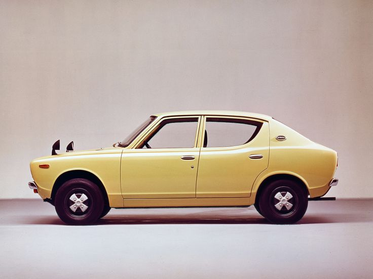 Nissan Cherry I (E10) 1970 - 1974 Sedan #4