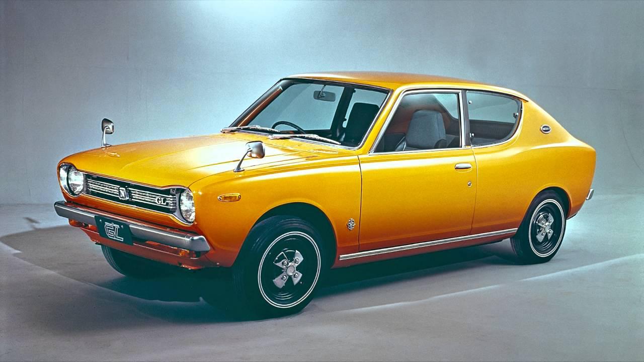 Nissan Cherry I (E10) 1970 - 1974 Sedan #6