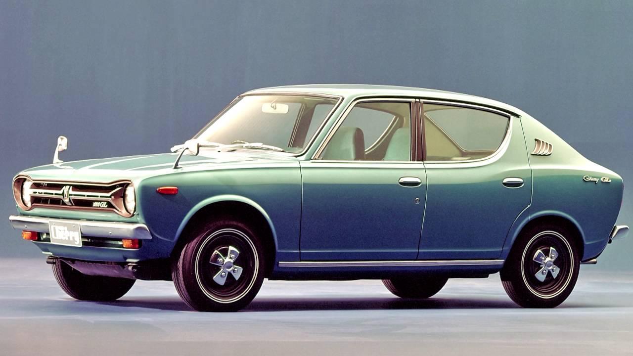 Nissan Cherry I (E10) 1970 - 1974 Sedan #7