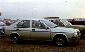 Nissan Cherry IV (N12) 1982 - 1986 Sedan #8