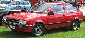 Nissan Langley II (N12) 1982 - 1986 Hatchback 5 door #2