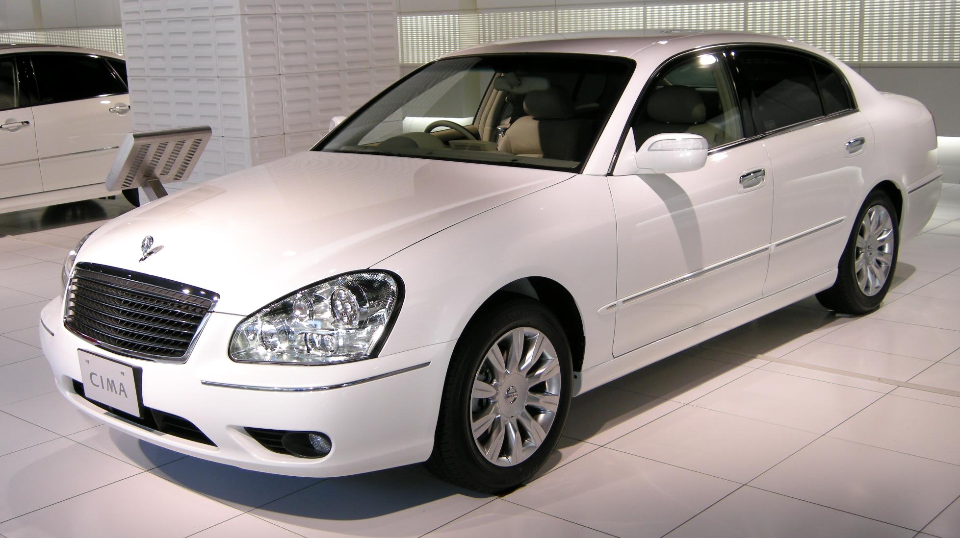 Nissan President III (PGF50) 2003 - 2010 Sedan #6