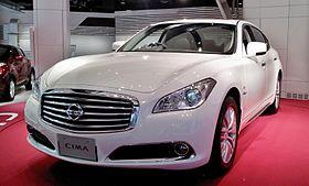 Nissan Cima V (Y51) 2012 - now Sedan #7