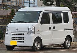 Nissan NV100 Clipper I 2003 - 2006 Microvan #8