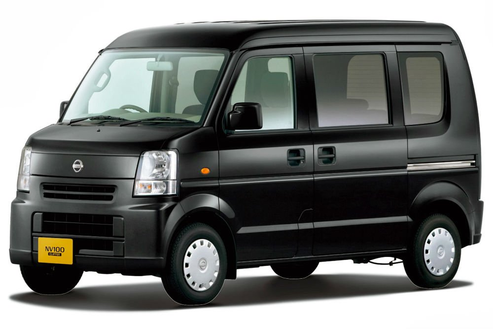 Nissan NV100 Clipper I Restyling 2006 - 2012 Microvan #3