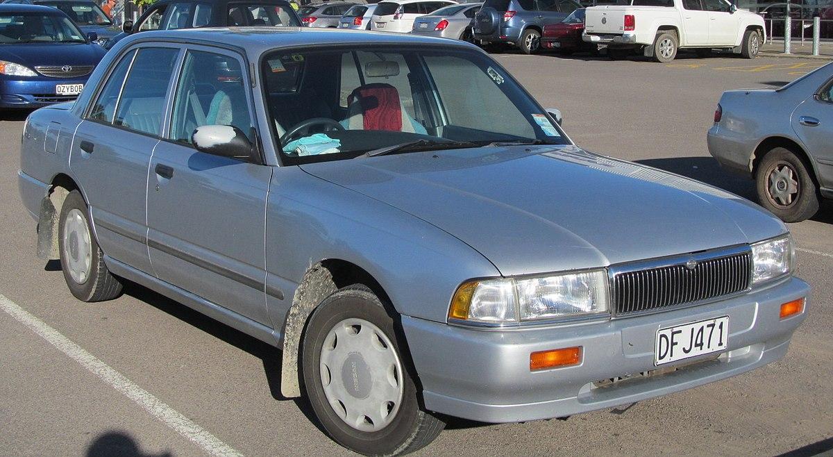 Nissan Crew 1993 - 2009 Sedan #6