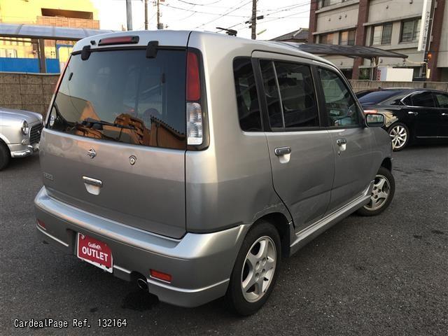 Nissan Cube I (Z10) 1998 - 2002 Hatchback 5 door #2