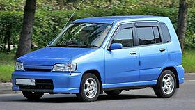 Nissan Cube I (Z10) 1998 - 2002 Hatchback 5 door #8