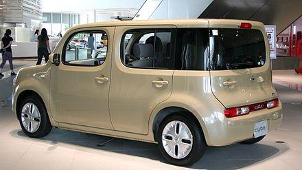 Nissan Cube I (Z10) 1998 - 2002 Hatchback 5 door #6
