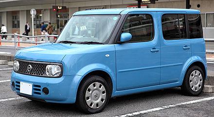 Nissan Cube I (Z10) 1998 - 2002 Hatchback 5 door #1