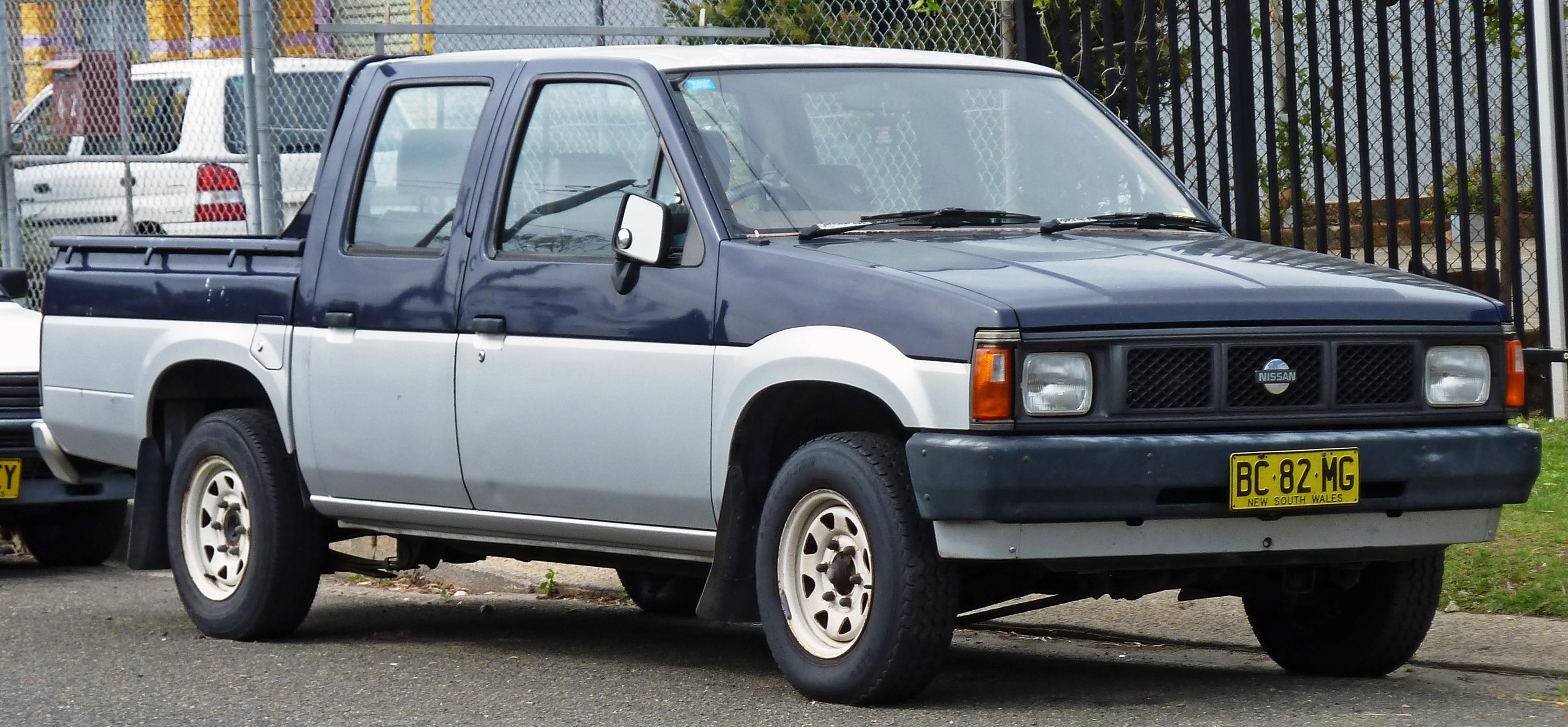 Nissan Datsun D21 1985 - 1997 Pickup #2