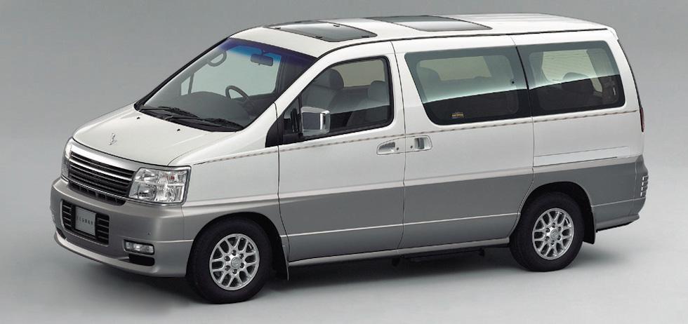 Nissan Elgrand I (E50) 1997 - 2002 Minivan #3
