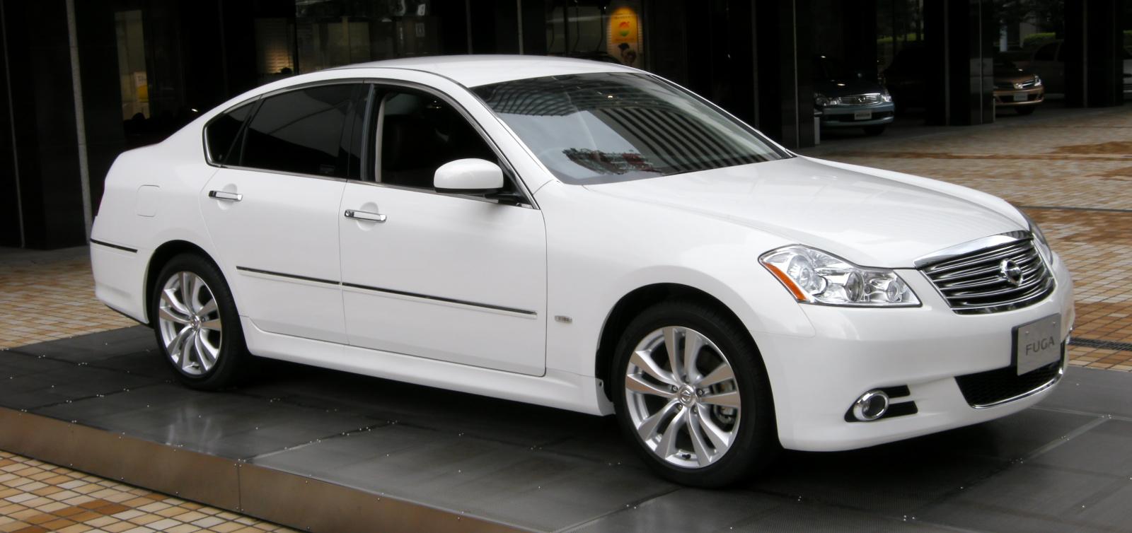Nissan Fuga II 2009 - now Sedan #5