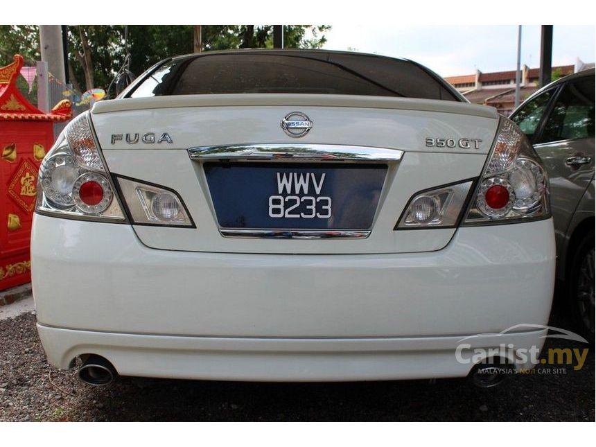 Nissan Fuga II 2009 - now Sedan #3
