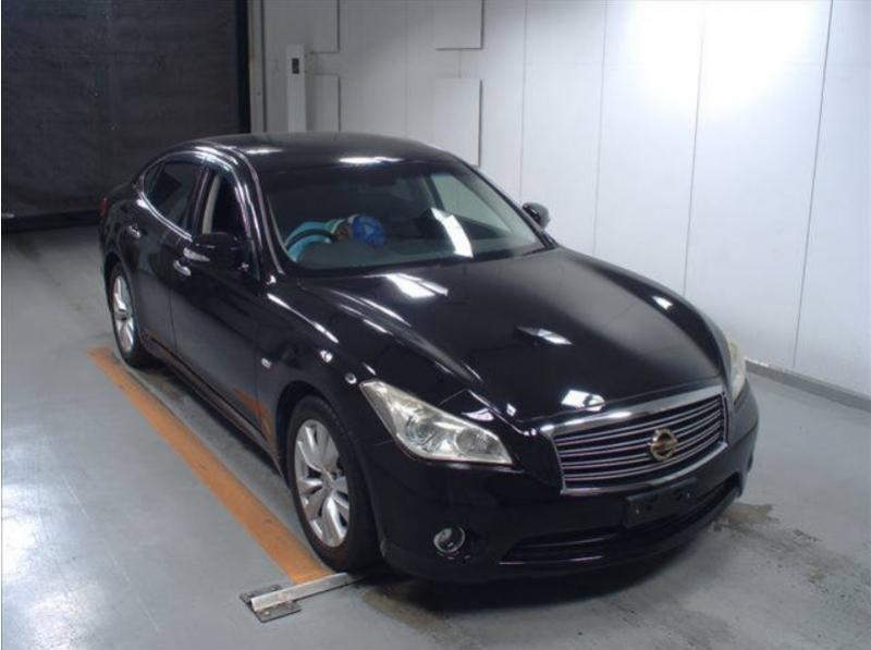 Nissan Fuga II 2009 - now Sedan #7