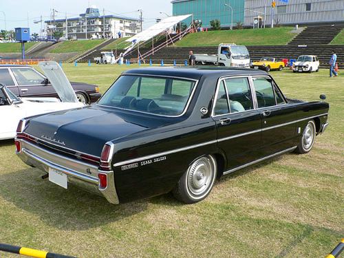 Nissan Gloria III (A30) 1967 - 1971 Sedan #1