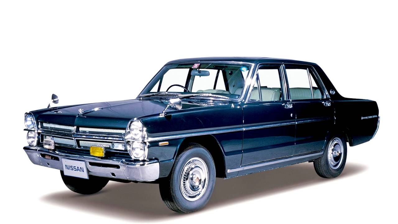 Nissan Gloria III (A30) 1967 - 1971 Sedan #7