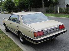 Nissan Gloria VI (430) 1979 - 1983 Sedan-Hardtop #8