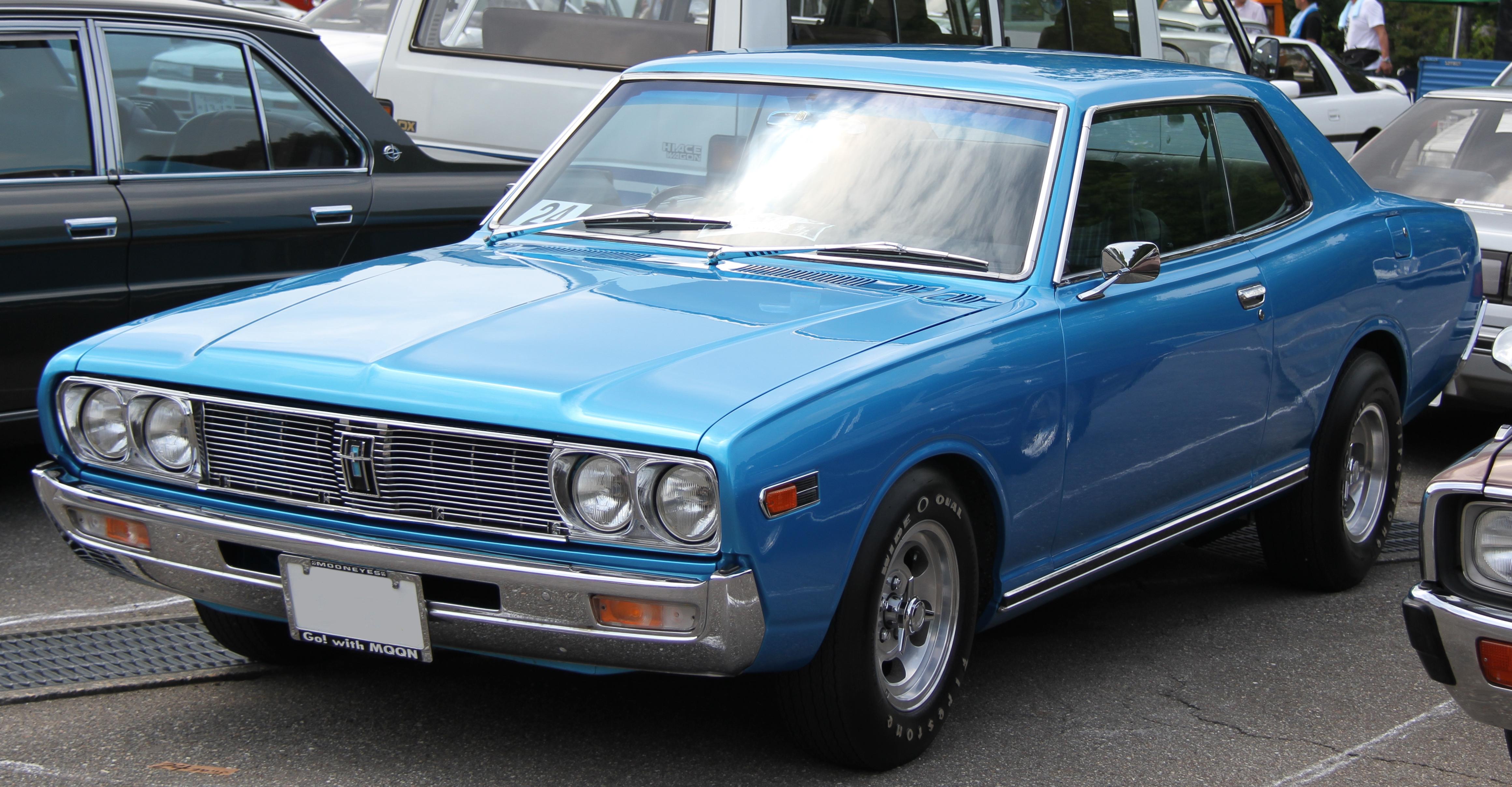 Nissan Gloria IV (230) 1971 - 1975 Sedan #5
