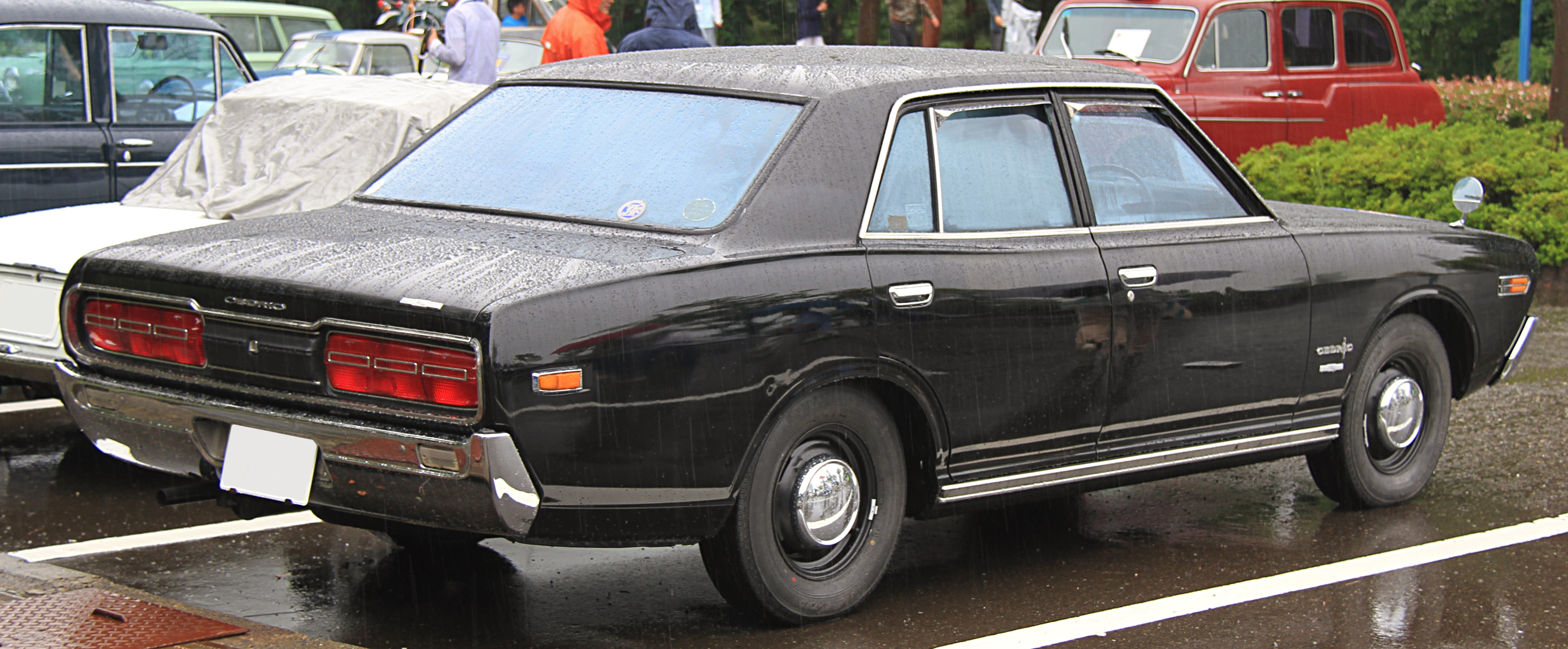 Nissan Gloria IV (230) 1971 - 1975 Sedan #2