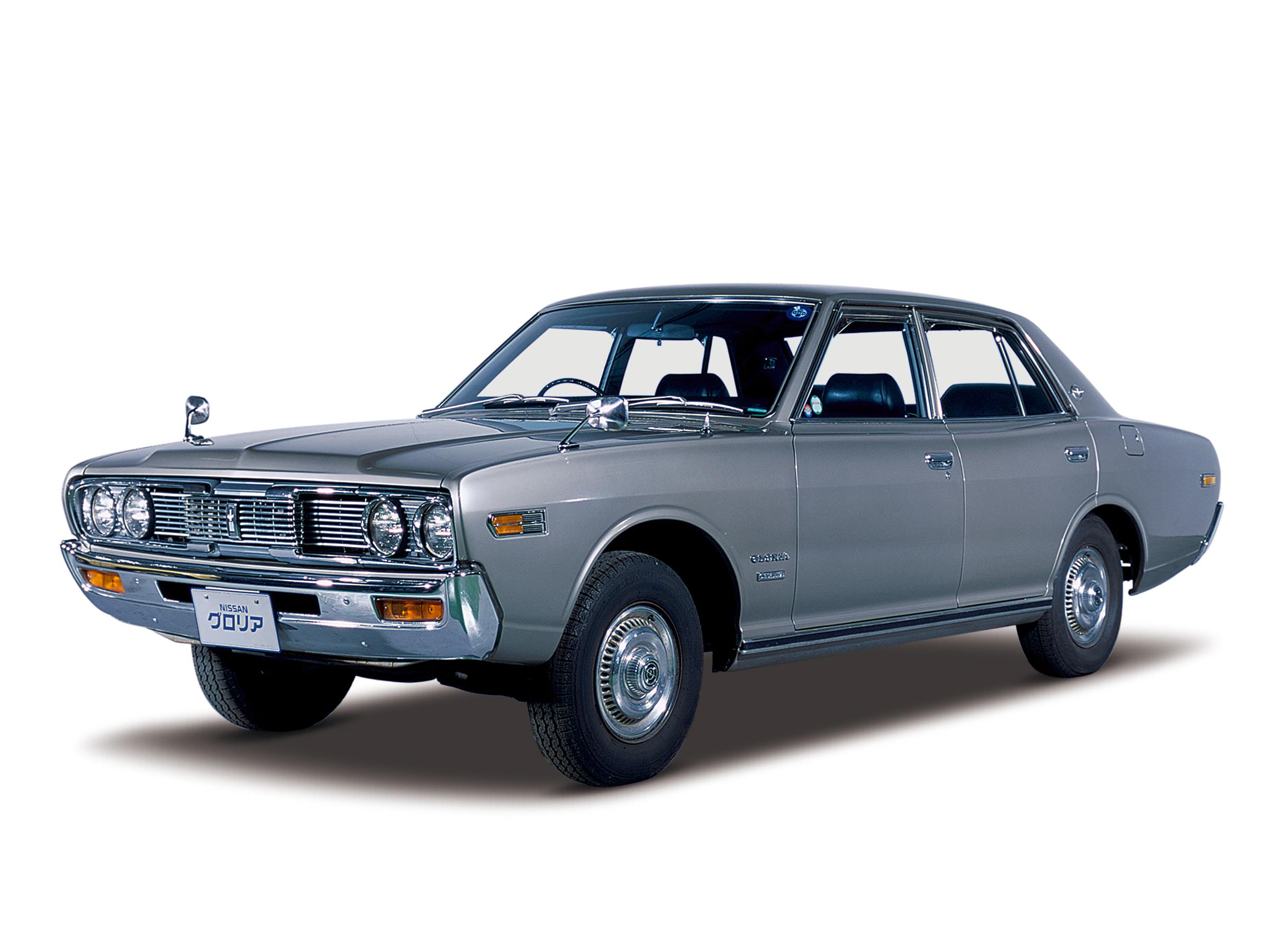 Nissan Gloria IV (230) 1971 - 1975 Sedan #4
