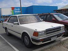 Nissan Gloria VI (430) 1979 - 1983 Sedan-Hardtop #6