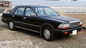 Nissan Gloria VI (430) 1979 - 1983 Sedan-Hardtop #2