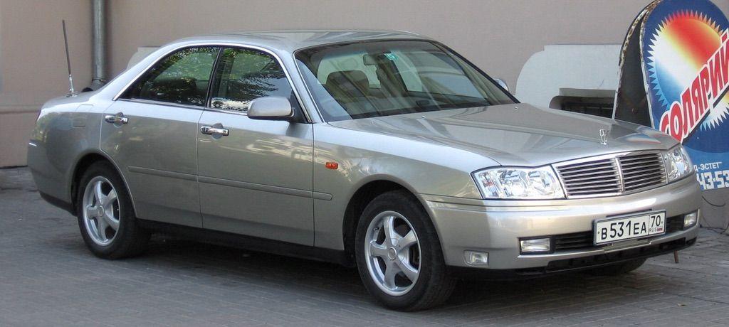 Nissan Gloria X (Y33) 1995 - 1999 Sedan #1
