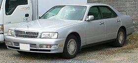 Nissan Gloria X (Y33) 1995 - 1999 Sedan #4