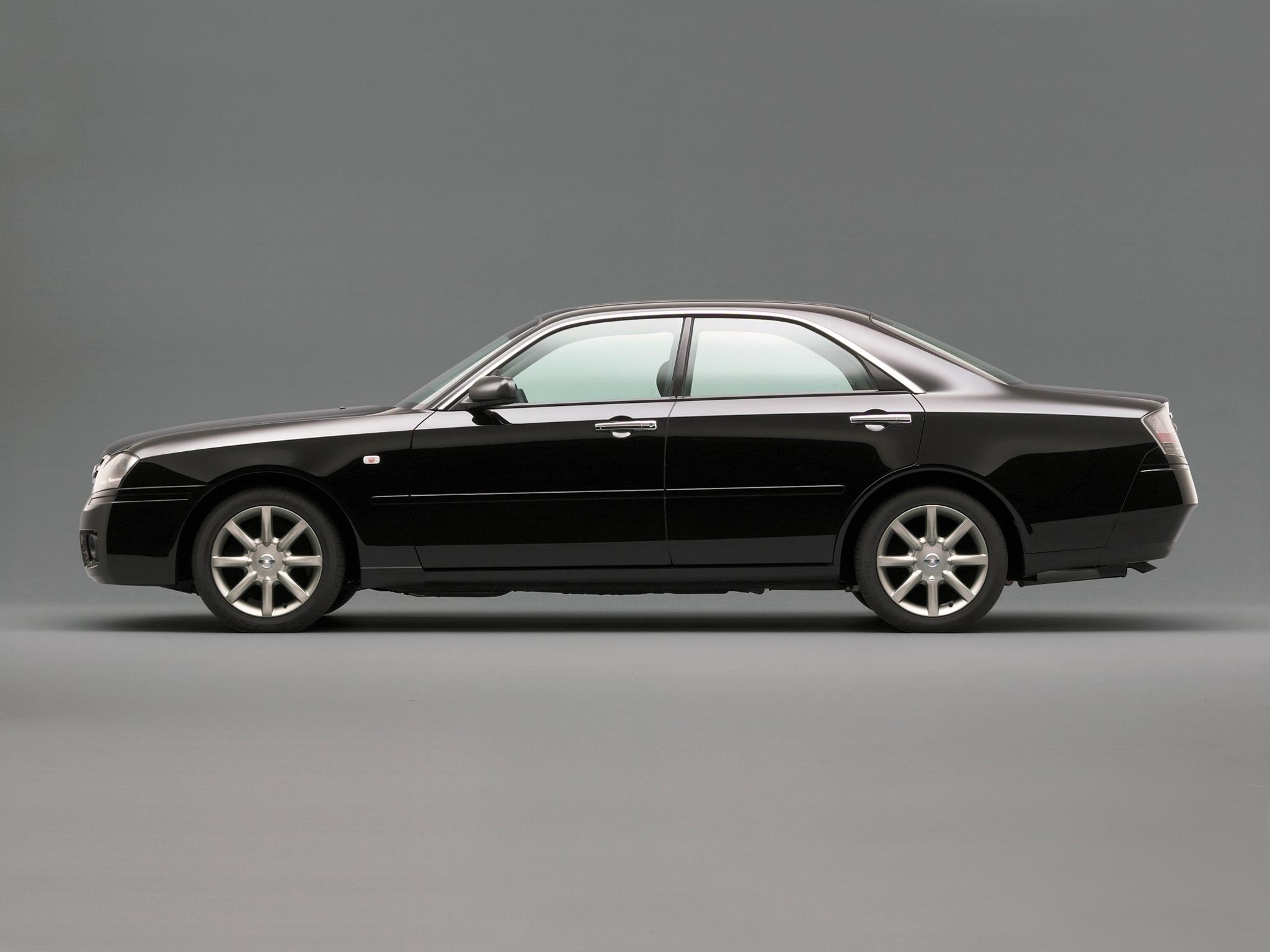 Nissan Gloria XI (Y34) 1999 - 2004 Sedan #3