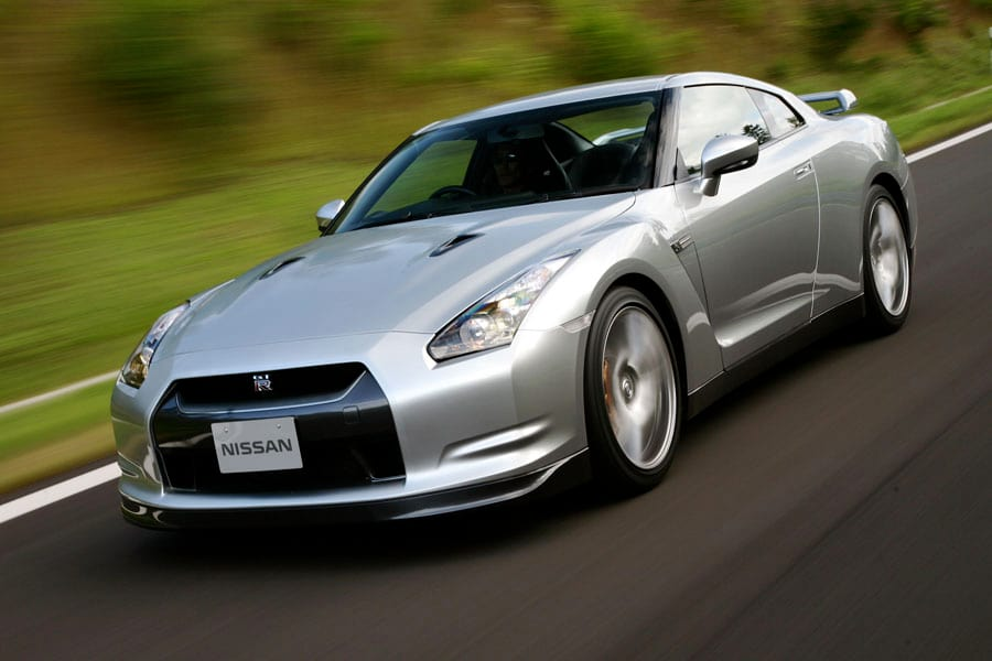 Nissan GT-R I 2007 - 2010 Coupe #6