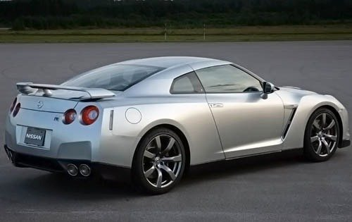 Nissan GT-R I 2007 - 2010 Coupe #7