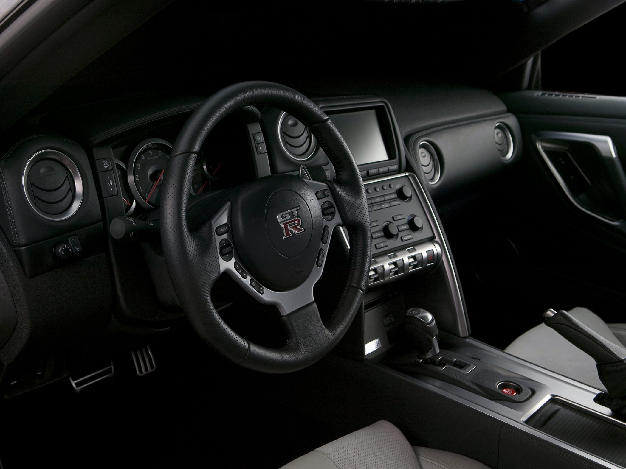 Nissan GT-R I 2007 - 2010 Coupe #3