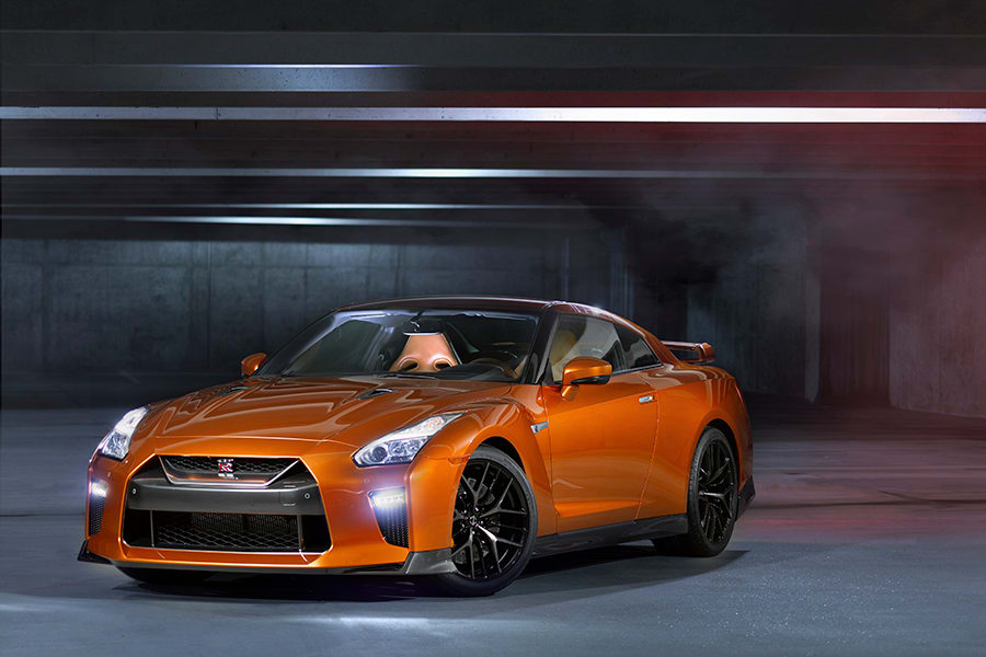 Nissan GT-R I Restyling 2 2013 - 2016 Coupe #8