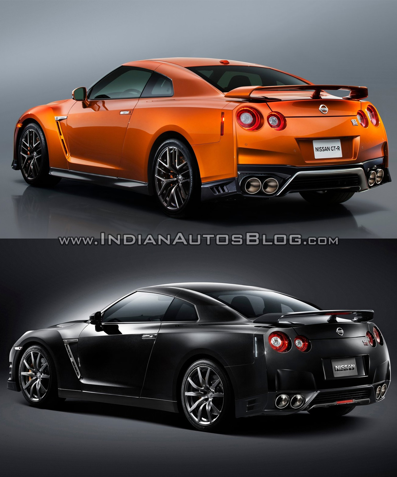 Nissan GT-R I Restyling 2 2013 - 2016 Coupe #5