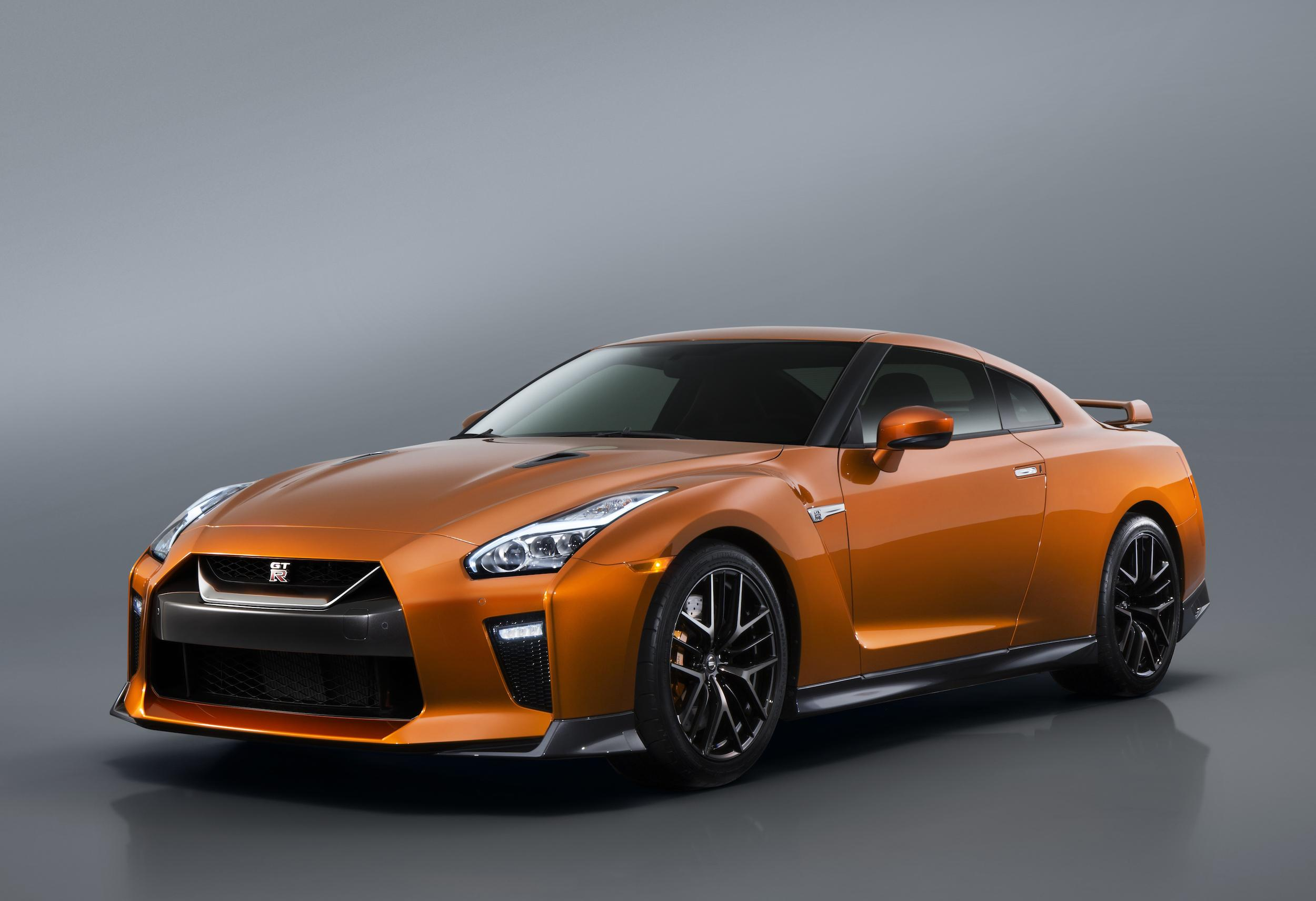Nissan GT-R I Restyling 3 2016 - now Coupe #5