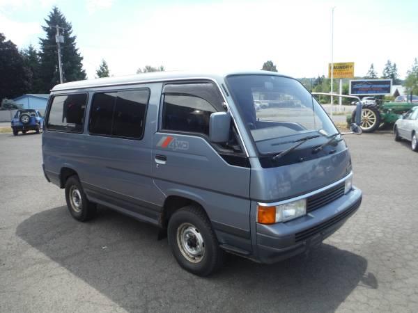 Nissan Homy IV 1986 - 1990 Minivan #6