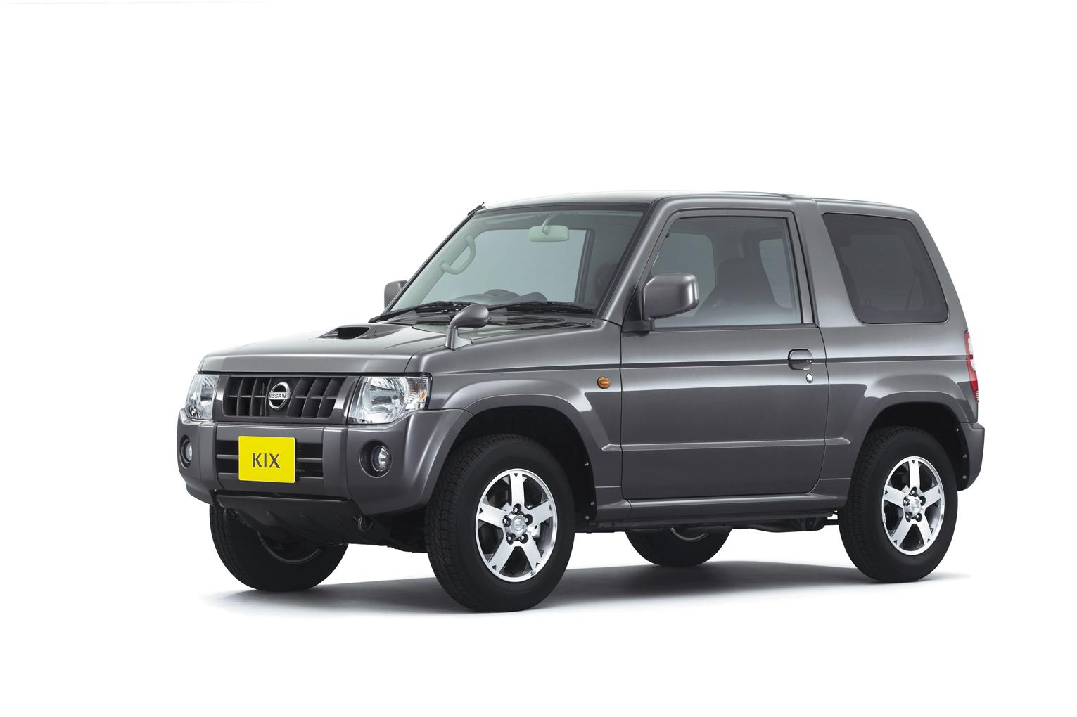 Nissan Kix 2008 - 2012 SUV 3 door #4