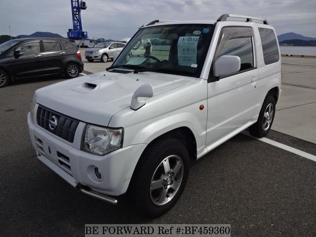 Nissan Kix 2008 - 2012 SUV 3 door #5