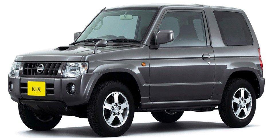 Nissan Kix 2008 - 2012 SUV 3 door #6