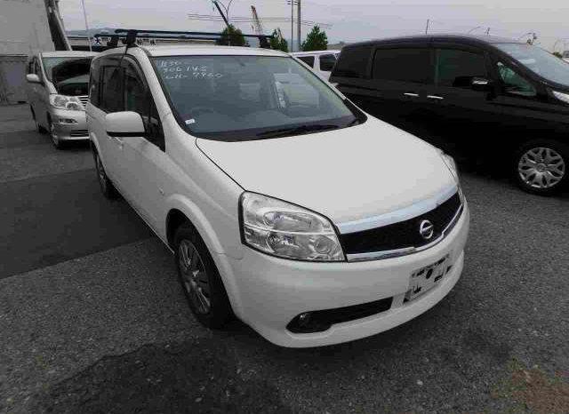 Nissan Lafesta I 2004 - 2012 Minivan #6